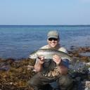 66 cm dejlig efterårsfisk